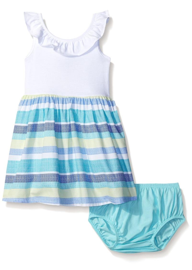 c1b8c3a9c44c Gymboree Gymboree Toddler Girls' Stripe Ruffle Dress Multi T   Dresses