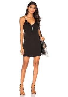 Gypsy 05 Halter Deep V Back Dress