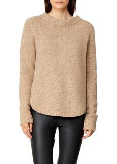 Habitual Jeans Habitual Austyn Curved Hem Cashmere Sweater