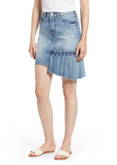 Habitual Jeans Habitual Corrinna Asymmetrical Denim Skirt