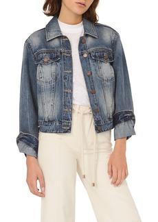 Habitual Jeans Habitual Crop Denim Jacket