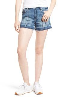 Habitual Jeans Habitual Crosby Release Hem Denim Shorts