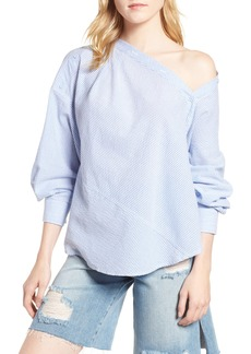 Habitual Jeans Habitual Daphne One Shoulder Cotton Top