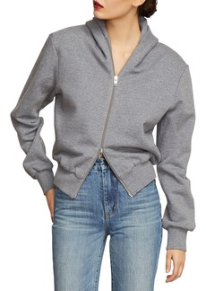 Habitual Jeans Habitual Frankie Zip Hooded Shirt