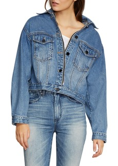 Habitual Jeans Habitual Gia Crop Denim Jacket