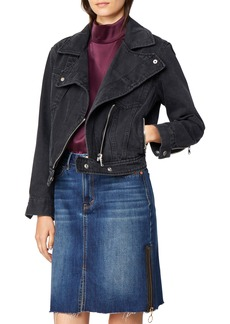 Habitual Jeans Habitual Gianna Moto Denim Jacket