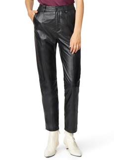 Habitual Jeans Habitual High Rise Leather Pants