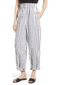 Habitual Jeans Habitual High Waist Convertible Wide Leg Pants