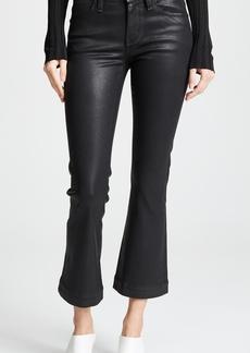 Habitual Jeans Habitual Kaira Ankle Semi Flare Coated Jeans