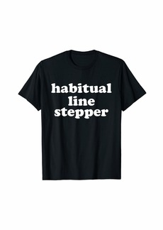 Habitual Jeans Habitual Line Stepper T-Shirt