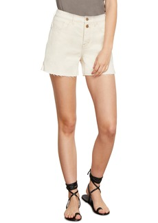 Habitual Jeans Habitual Maddie Denim Shorts (Natural)