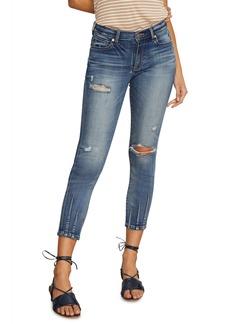 Habitual Jeans Habitual Marina Dart Hem Ankle Skinny Jeans