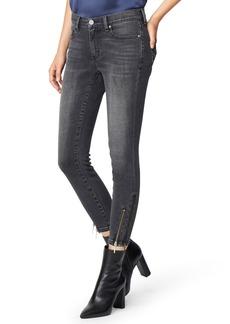 Habitual Jeans Habitual Marina Mid Rise Zip Cuff Ankle Jean (Darling)