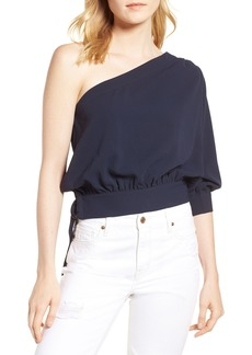 Habitual Jeans Habitual Mia One-Shoulder Side Tie Top