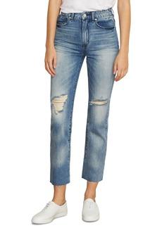 Habitual Jeans Habitual Pace Slit Hem Skinny Jeans