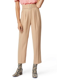 Habitual Jeans Habitual Payton Belted High Waist Ankle Trousers