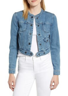 Habitual Jeans Habitual Remy Crop Denim Jacket