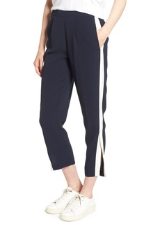 Habitual Jeans Habitual Ria Side Stripe Ankle Track Pants