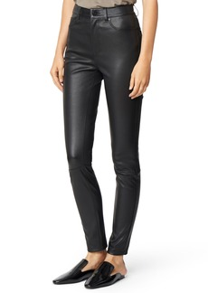 Habitual Jeans Habitual Salena High Rise Leather Pants