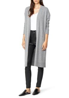 Habitual Jeans Habitual Ysabel Long Wool & Cashmere Cardigan