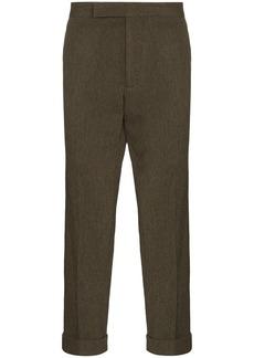 Haider Ackermann Calhoun tailored trousers
