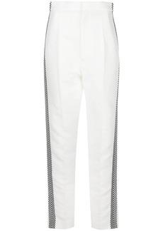 HAIDER ACKERMANN 1941402E176001K 001 WEDDELL WHITE+ Natural (Veg)->Cotton