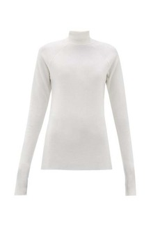 Haider Ackermann Roll-neck wool sweater