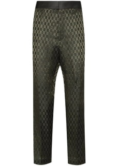 Haider Ackermann skinny-fit trousers
