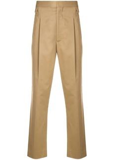 Haider Ackermann straight-leg tailored trousers