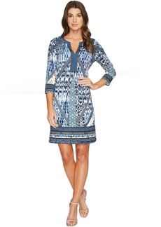 Hale Bob A Match Made in Heaven Microfiber Jersey Dress