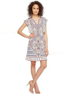Hale Bob Beach Belle Microfiber Jersey Dress