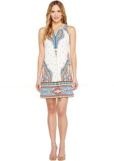Catch Heath Microfiber Sleeveless Dress