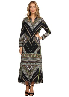 Hale Bob Chic Sophisticate Maxi Dress