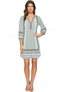 Hale Bob Clean Slate Microfiber Jersey Dress