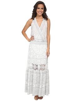 Hale Bob Femme Fatale Maxi Dress