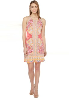 Hale Bob Golden Age Microfiber Jersey Dress