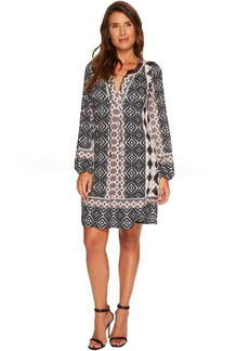 Good Vibrations Matte Microfiber Jersey Dress