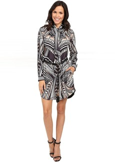 Hale Bob Graphic Impact Shirtdress