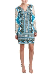 Hale Bob Hale Bob Printed Shift Dress