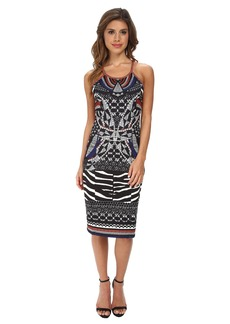 Hale Bob Her Name Is Rio Neoprene Dress