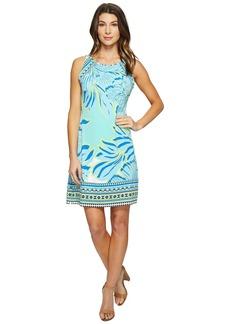 Hale Bob Hot Topics Microfiber Sleeveless Dress