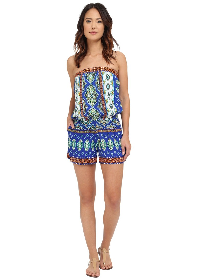 Hale Bob Mojitos After Dark Romper