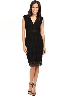Hale Bob New Flame Lace Dress