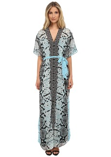 Hale Bob Old Havana Heat Maxi Dress