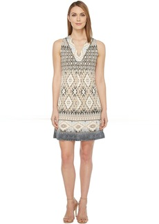 Permanent Vacation Microfiber Jersey Sleeveless Dress