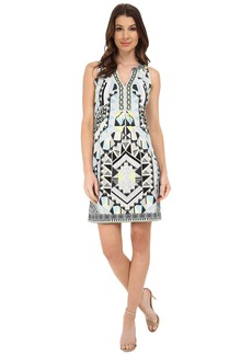 Hale Bob Setai Nights Sleeveless Dress