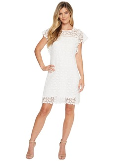 Hale Bob Star Light Star Bright Lace Star Dress
