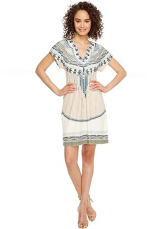 Hale Bob Summer Spirit Microfiber Jersey Dress