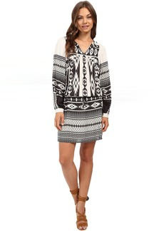 Hale Bob The Bohemian Beat Blouson Dress