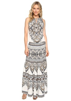 Hale Bob The Sweetspot Rayon Woven Maxi Dress